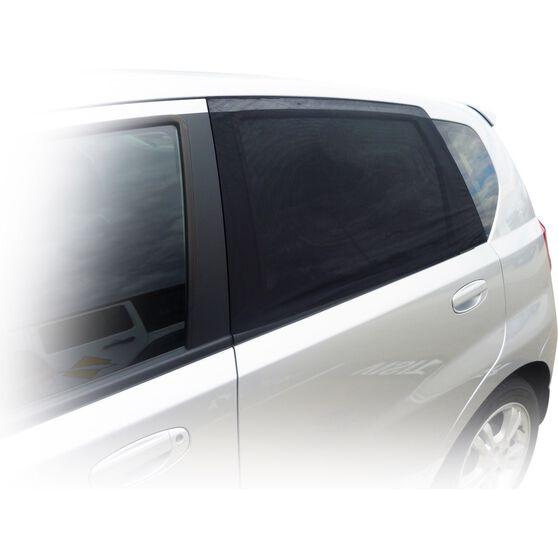 SCA Window Shade - Side, Large Rectangular, Black, Pair, , scaau_hi-res
