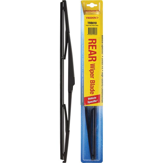 Tridon Rear Wiper Blade - TRB010, , scaau_hi-res