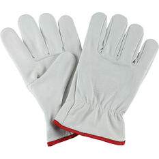 ToolPRO Leather Gloves - Large, , scaau_hi-res