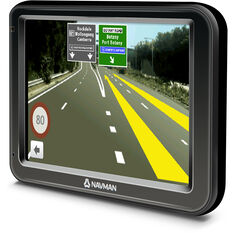 Navman GPS Navigation Unit with Bluetooth - 5 inch, EZY400LMT, , scaau_hi-res