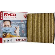 Ryco Cabin Air Filter N99 MicroShield RCA108M, , scaau_hi-res