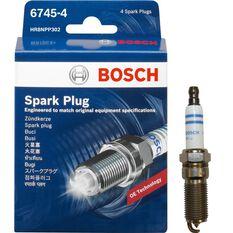 Bosch Spark Plug 6745-4  4 Pack, , scaau_hi-res