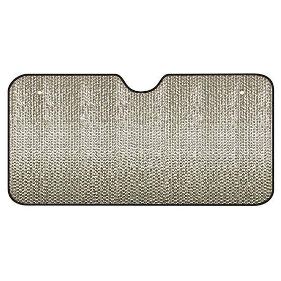 SCA Bubble Sunshade Silver Accordion Front, , scaau_hi-res