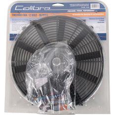 Calibre Thermo Fan - 12 Volt, 16 inch, , scaau_hi-res