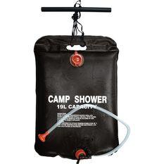 Ridge Ryder Solar Camp Shower - 19 Litre, , scaau_hi-res