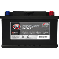 SCA Performance Car Battery SDIN65L MF, , scaau_hi-res