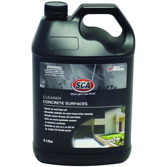 SCA Concrete Cleaner - 5 Litre, , scaau_hi-res