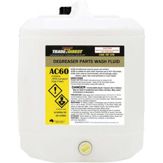 Trade Direct Non Flammable Parts Washer Fluid, 20 Litre ST/AC60/20, , scaau_hi-res