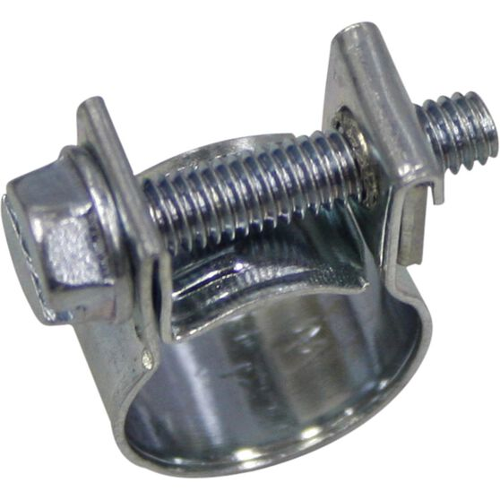 SCA Hose Clamps - Zinc Plated, 12 Pieces, 7-9mm & 8-10mm, , scaau_hi-res