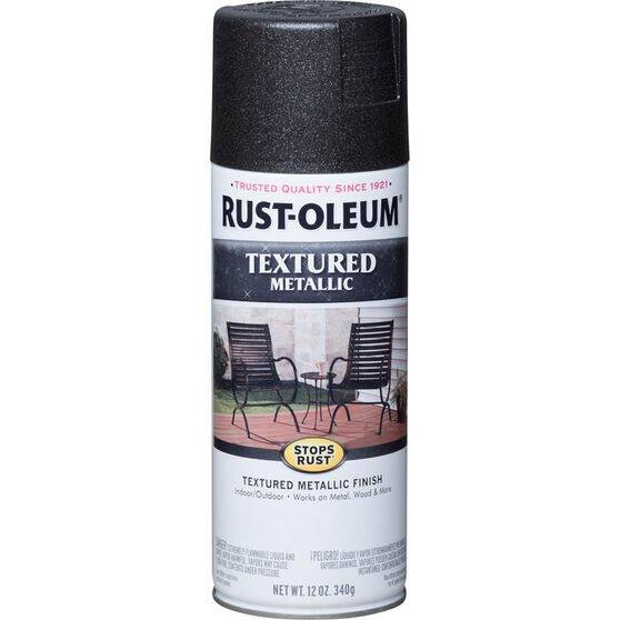 Rust-Oleum Aerosol Paint Textured Metallic - Galaxy, 340g, , scaau_hi-res