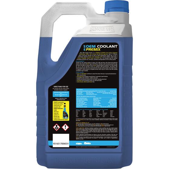 Penrite Blue OEM Coolant Premix  5 Litre, , scaau_hi-res