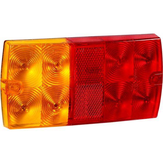 Narva Trailer Lamp - LED, SlimLine Rectangle, Combination, 2 Pack, , scaau_hi-res