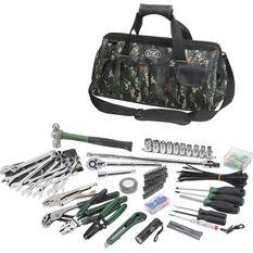 SCA Tool Kit with Camo Bag - 237 Piece, , scaau_hi-res