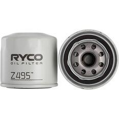 Ryco Oil Filter Z495, , scaau_hi-res