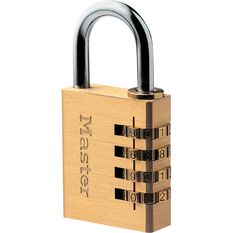Master Lock Padlock - Combination, 40mm, , scaau_hi-res