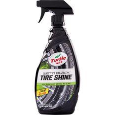 Turtle Wax Wet 'N' Black Tyre Shine - 680mL, , scaau_hi-res