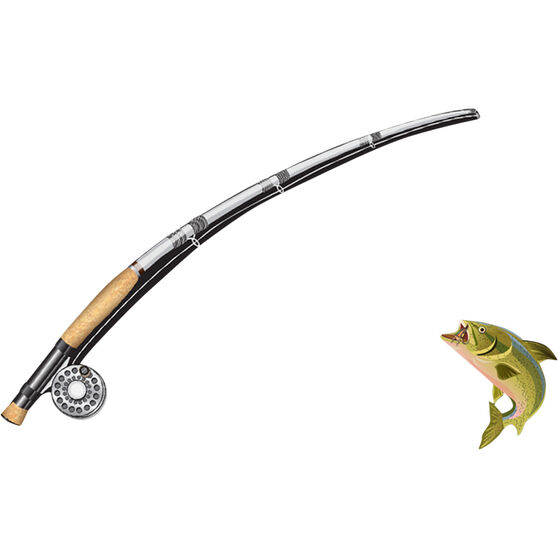 WiperTag Rear Window Blade Cover - Fishing, , scaau_hi-res