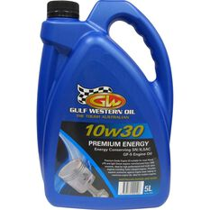 Gulf Western Premium Energy SN Engine Oil - 10W-30 5 Litre, , scaau_hi-res