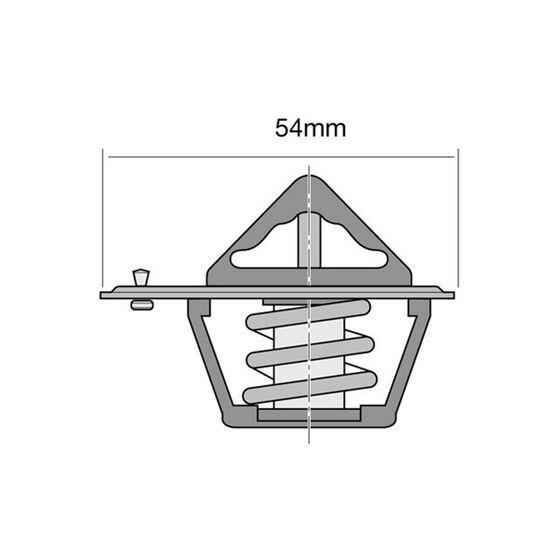 Tridon Thermostat - TT241-180, , scaau_hi-res