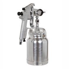 High Pressure Air Spray Gun, Heavy Duty - 1000mL, , scaau_hi-res