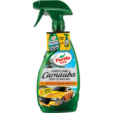 Turtle Wax Express Shine Carnauba Spray Cleaner Wax - 473mL, , scaau_hi-res
