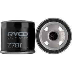 Ryco Oil Filter Z781, , scaau_hi-res