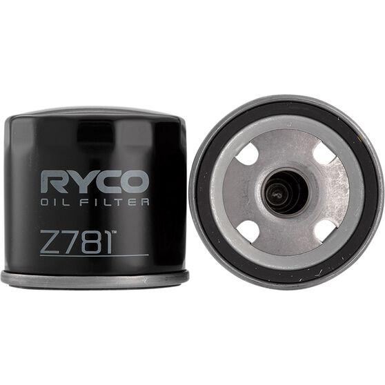Ryco Oil Filter - Z781, , scaau_hi-res