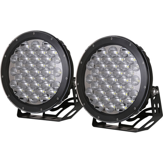 SCA Driving Lights, LED, 185W, 9 inch, , scaau_hi-res