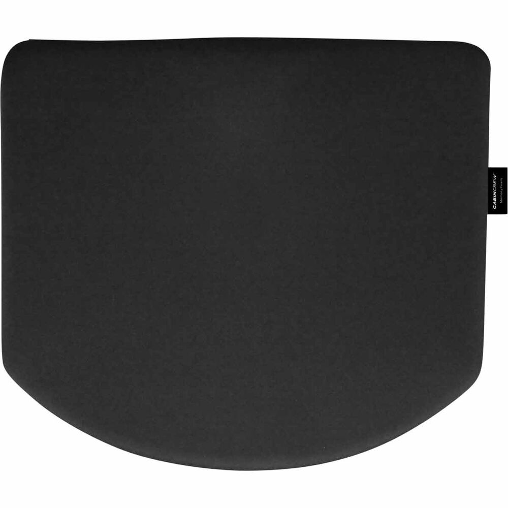 Memory Foam Seat Cushion Black, Memory Foam Chair Pads Australia