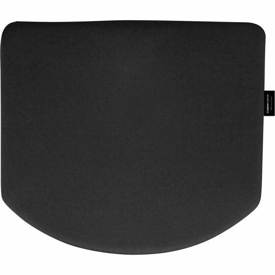Memory Foam Seat Cushion - Black, , scaau_hi-res
