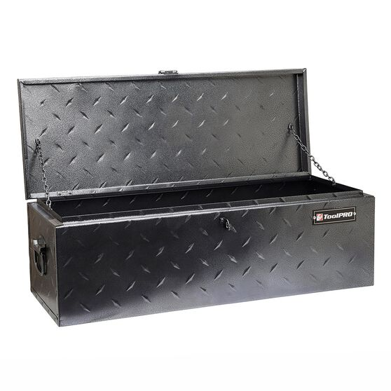 ToolPRO Outback Tool Box - Galvanised Steel, 100 Litre, , scaau_hi-res