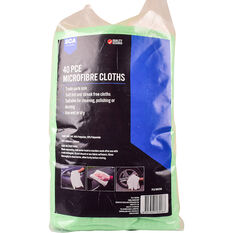 SCA Microfibre Cloths Trade Pack 40 Pack, , scaau_hi-res