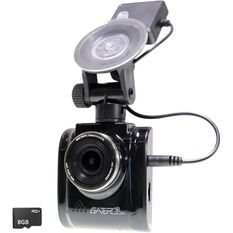 1080p HD Dash Cam with GPS & 8GB Micro SD Car, , scaau_hi-res