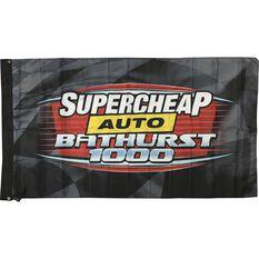 Bathurst 1000 - Large Flag, 150 x 90cm, , scaau_hi-res