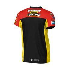 Supercheap Auto Racing Junior 2020 Team T-Shirt, Black, scaau_hi-res