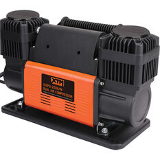 XTM Dual Air Compressor 250LPM 150PSI, , scaau_hi-res