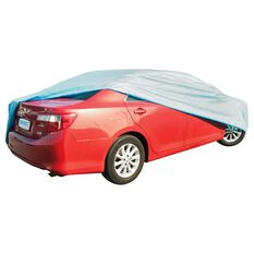 Car Cover - Silver Protection, Water Resistant, Suits Large Vehicles, , scaau_hi-res