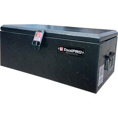 Outback Tool Box - Galvanised Steel, 60 Litre, , scaau_hi-res
