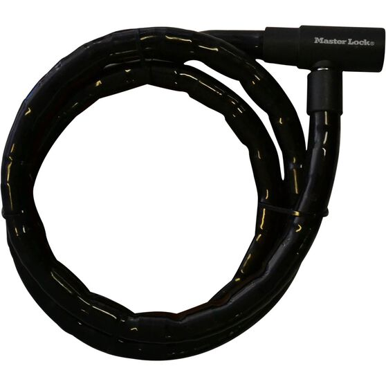 Master Lock Quantum Armoured Bike Lock -  22mm x 2m, , scaau_hi-res