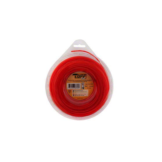 NGK Tuff Cut Trimmer Line - Orange, 2.4mm X 43m, , scaau_hi-res