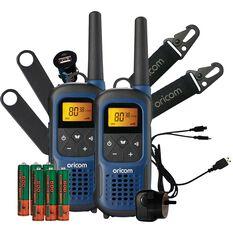 Oricom Waterproof UHF - 2W, 2 Pack, UHF2295-2BL, , scaau_hi-res