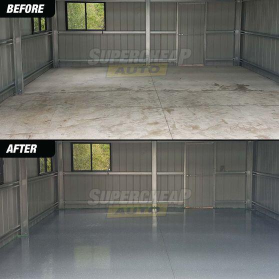 Dark Grey Floor Kit 1-Car Garage, , scaau_hi-res