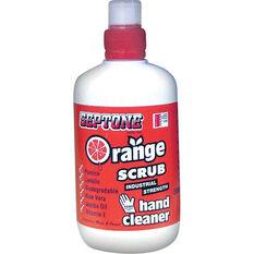 Septone Orange Scrub Hand Cleaner - 500mL, , scaau_hi-res