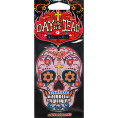 Day of the Dead Air Freshener - Night of Day, , scaau_hi-res