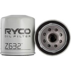 Ryco Oil Filter - Z632, , scaau_hi-res
