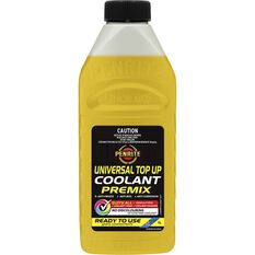 Penrite Universal Top Up Coolant Premix 1 Litre, , scaau_hi-res