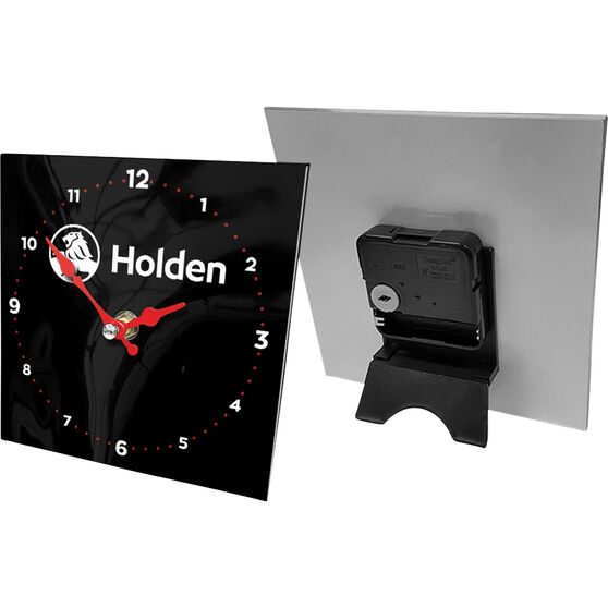 Holden -Desk clock, glass, , scaau_hi-res