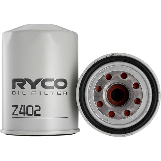 Ryco Oil Filter - Z402, , scaau_hi-res