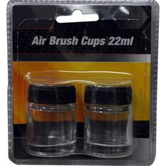 Air Brush Spare Cups - 22mL, , scaau_hi-res