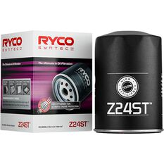 Ryco Syntec Oil Filter Z24ST (Interchangeable with Z24), , scaau_hi-res